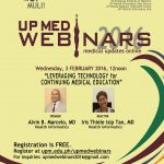 Feb 3, 2016: Leveraging Technology for CME